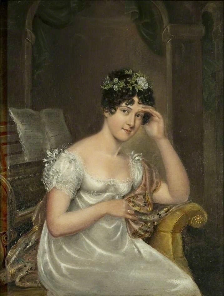 Portrait de l'Artiste, Rolinda Sharples
