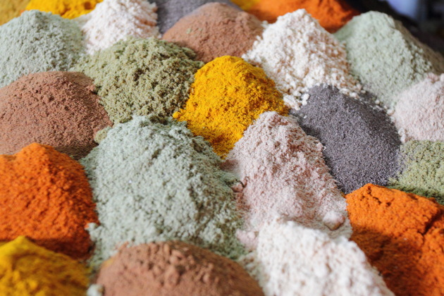 Spices of Iran