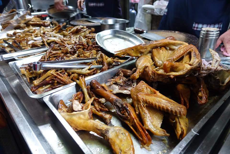 雲林西螺《福記碳烤鵝肉麵》是食尚玩家曾採訪過,有四十多年的歷史的老店