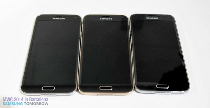 Samsung Galaxy S5 line of products