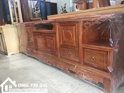 Mua Kệ Tivi ở Huế - Đồ gỗ nội thất tại Huế - Dogonoithattaihue.com