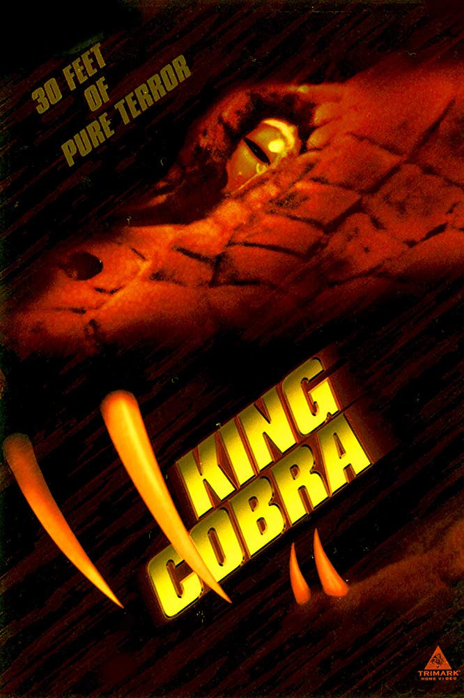 King Cobra (1999) Dual Audio Hindi 720p HDRip 700MB Download