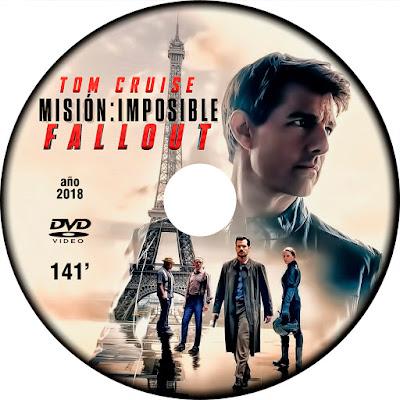 Misión: Imposible (VI) - Fallout - [2018]