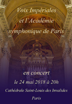 'Imperial Voices' at Les Invalides