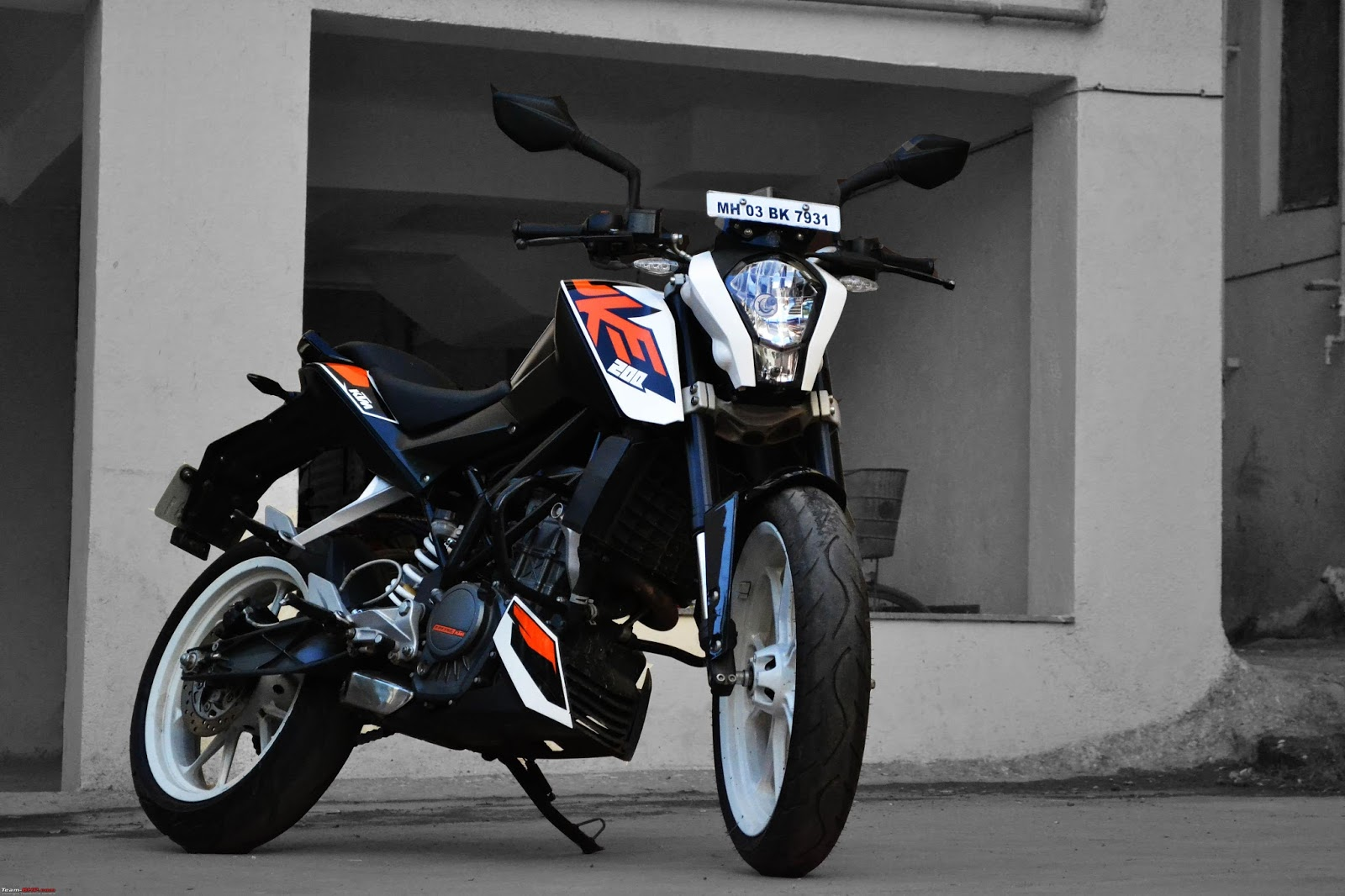 Ktm Duke 200 Best Photos