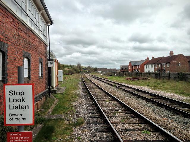 Dorset Gourmet Maiden Newton Station