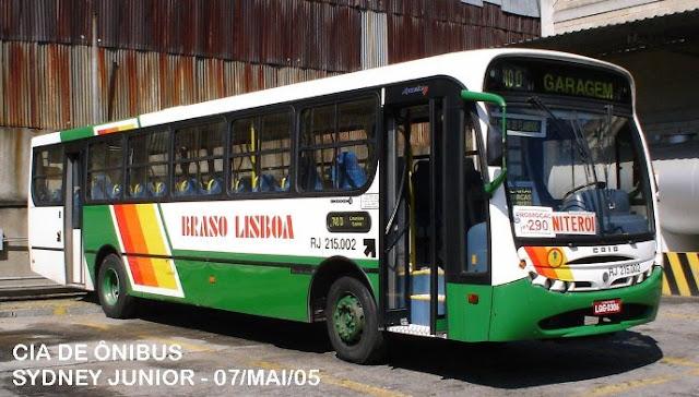 Rotas Fluminenses: 740D - Charitas x Ipanema via Túnel Santa Bárbara