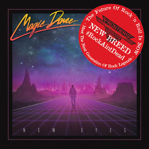 MAGIC DANCE - New Eyes (2018) full