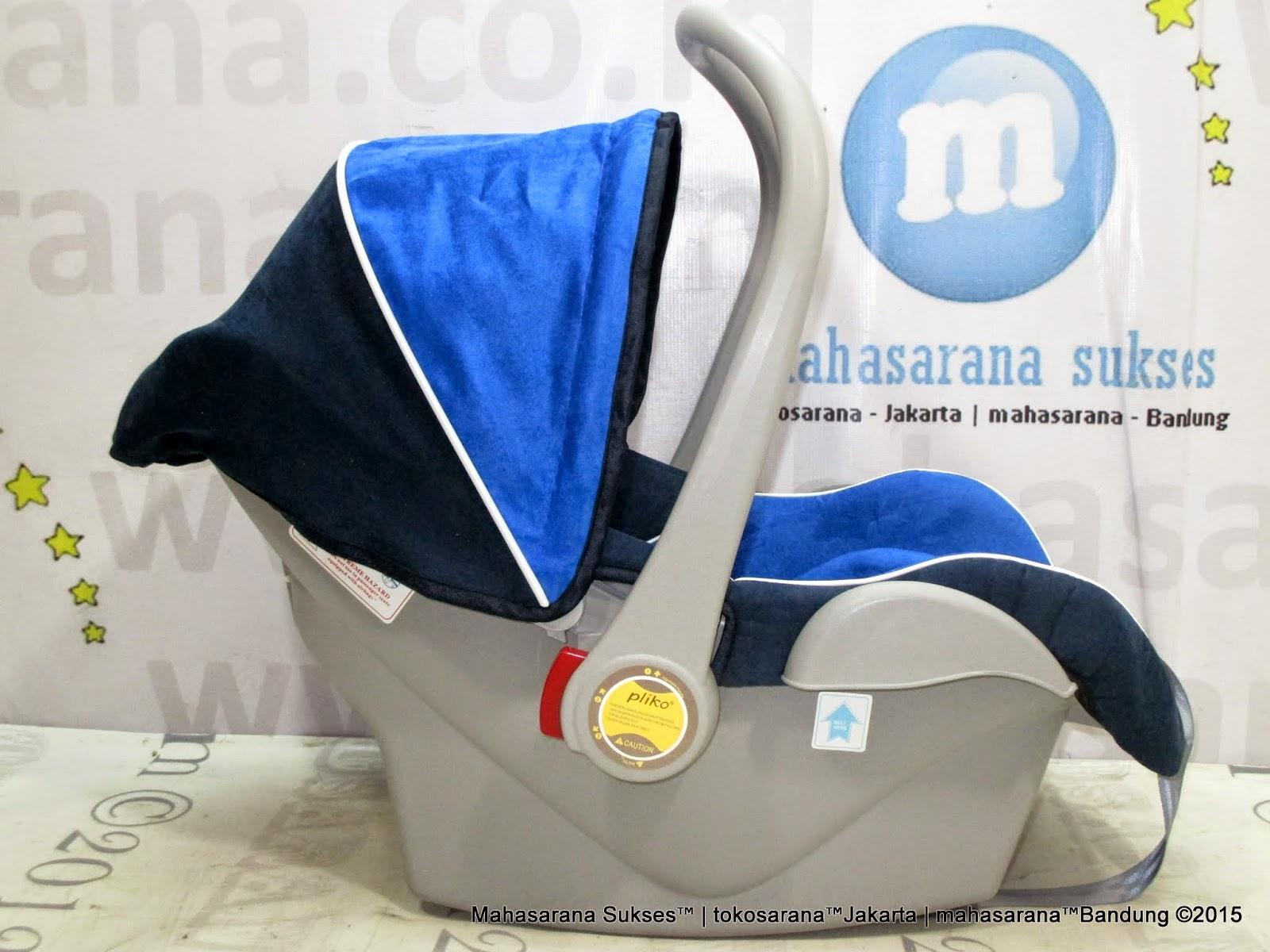 tokosarana™ | Mahasarana Sukses™: Infant Car Seat Pliko ...