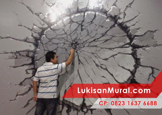 Mural 3d wallpaper