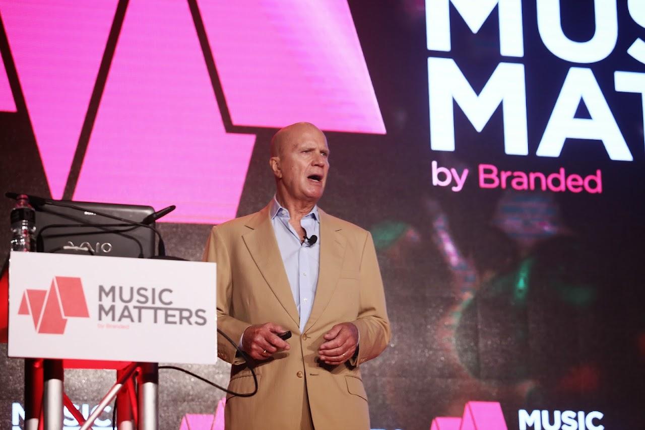 英國知名音樂經紀人Terry Ellis:科技出現讓唱片銷量下滑,反而是音樂家最好的時代