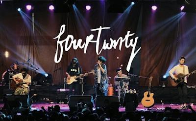 """""""Lirik Lagu Fourtwnty - Fana Merah Jambu"""""""