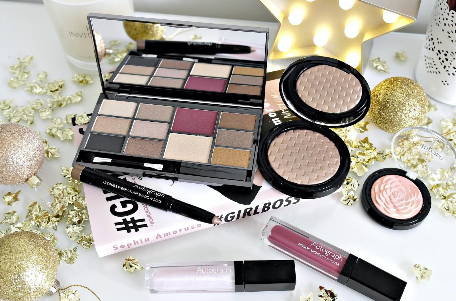 M&S makeup