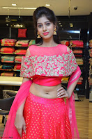 Naziya Khan bfabulous in Pink ghagra Choli at Splurge   Divalicious curtain raiser ~ Exclusive Celebrities Galleries 019.JPG