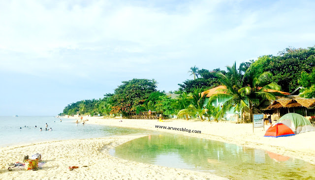 Basdaku/White Beach - Moalboal, Cebu