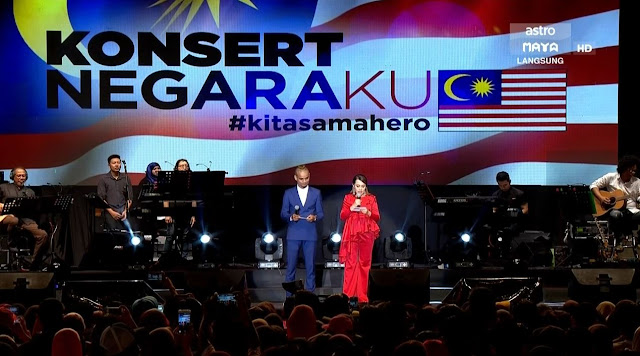 Konsert Negaraku