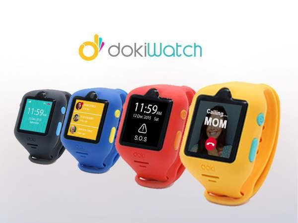 Dokiwatch - smartwatch anak
