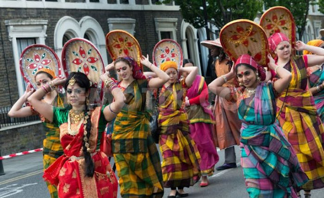 Pohela boishakh mela london 2016