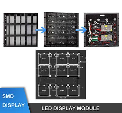 Cung cấp màn hình led p5 module led giá rẻ tại Đak Lak