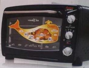 Cosmos elektrik oven