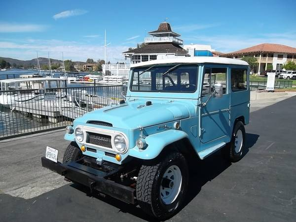 1969 Toyota FJ40 Land Cruiser For Sale
