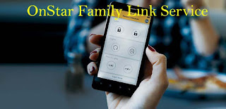 OnStar family link website to sign in and Login, mobile app plan