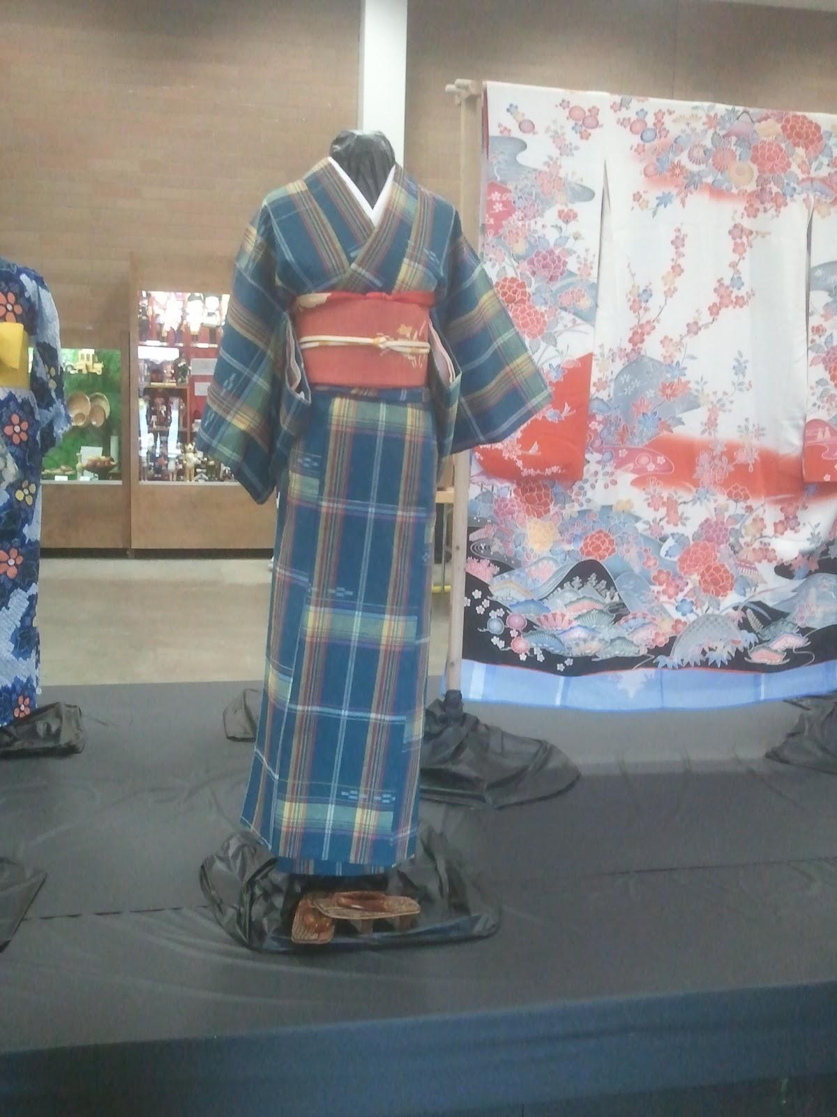 KIMONO LIFE: Kimono Display at the County Fair