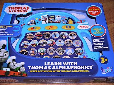 Thomas Alphaphonics