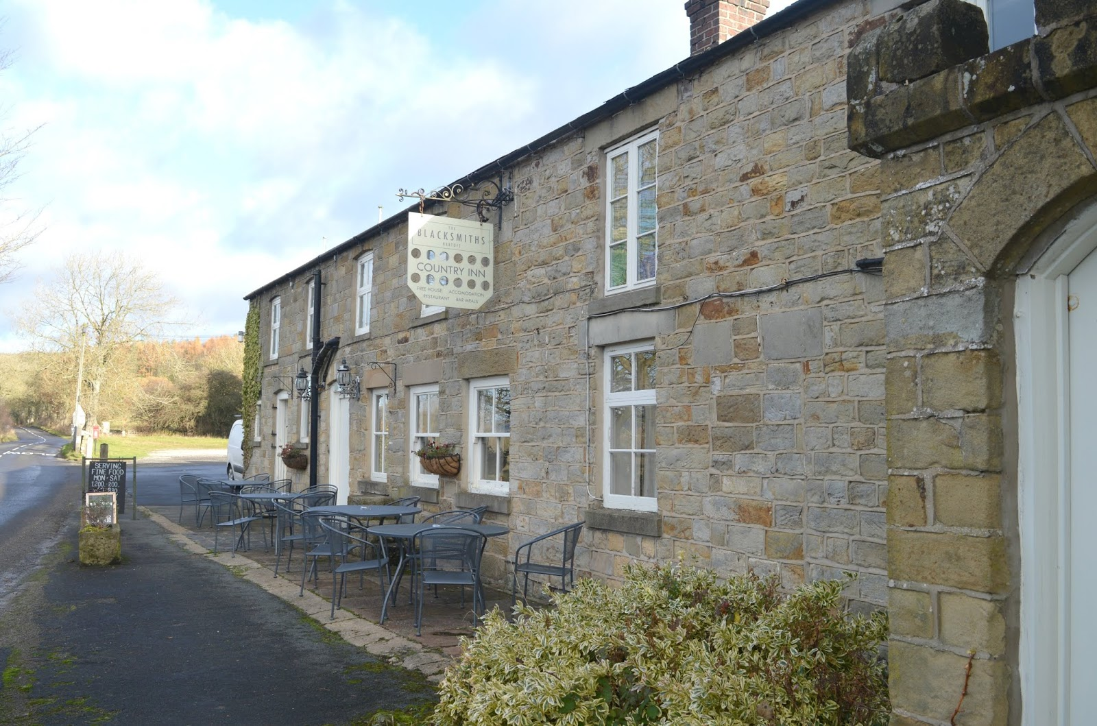 An Overnight Stay in North Yorkshire at Blacksmiths at Hartoft