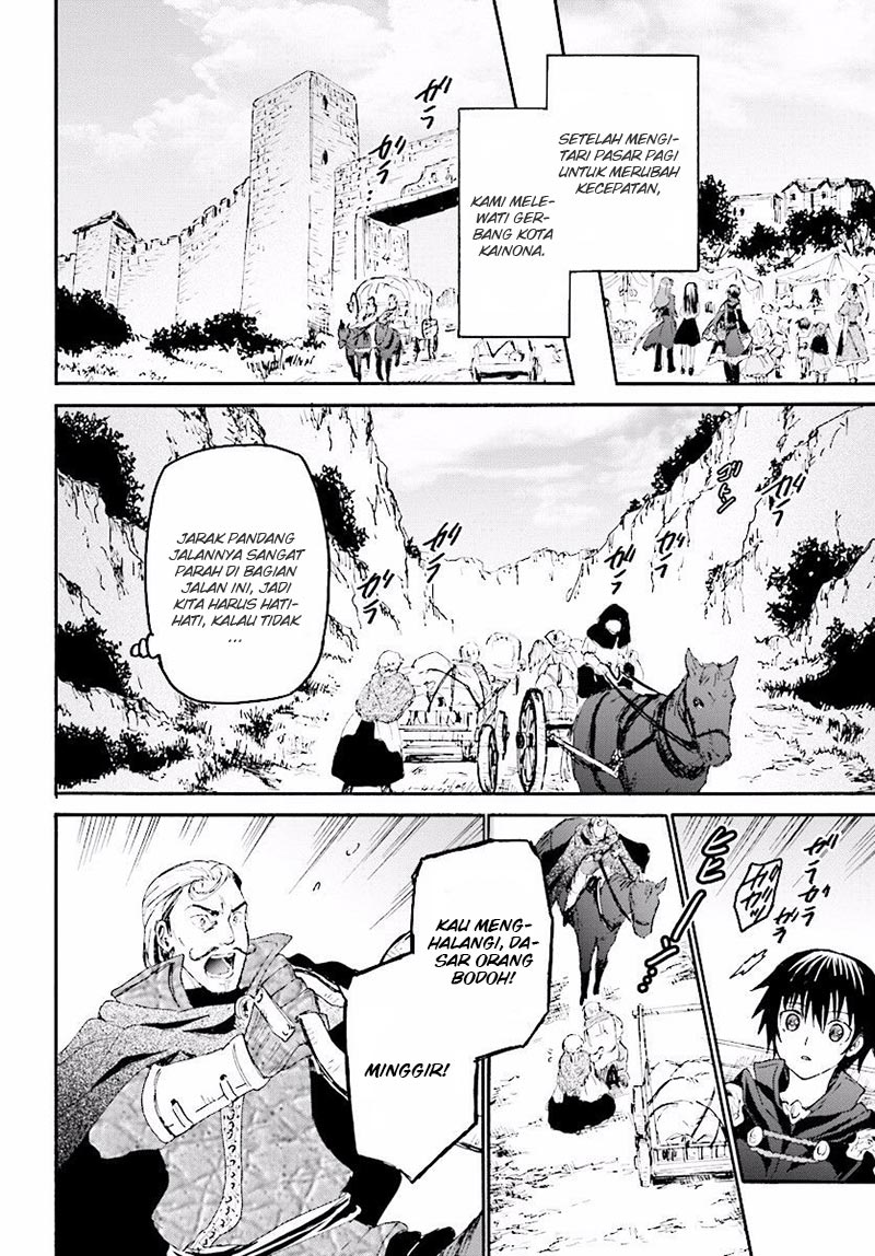 Baca Manga Death March Chapter 31 Bahasa Indonesia