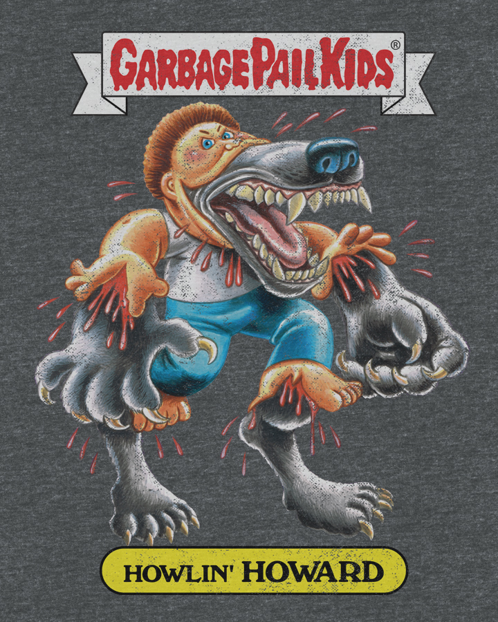 Twisted Central: Fright-Rags Creates New Garbage Pail Kids