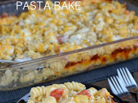 Chicken Supreme Pasta Bake Recipe