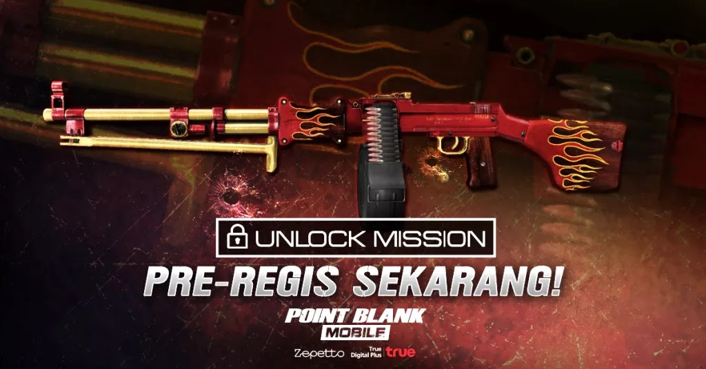 PB Mobile Indonesia Hadirkan Event Pre-Regis Unlock Mission