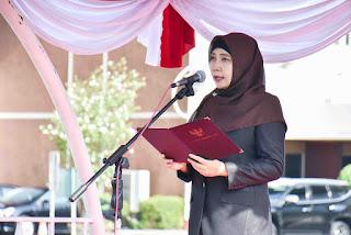 <b>Peringati Hari Pahlawan  Wagub NTB Sampaikan Pesan Maulana Syaikh</b>