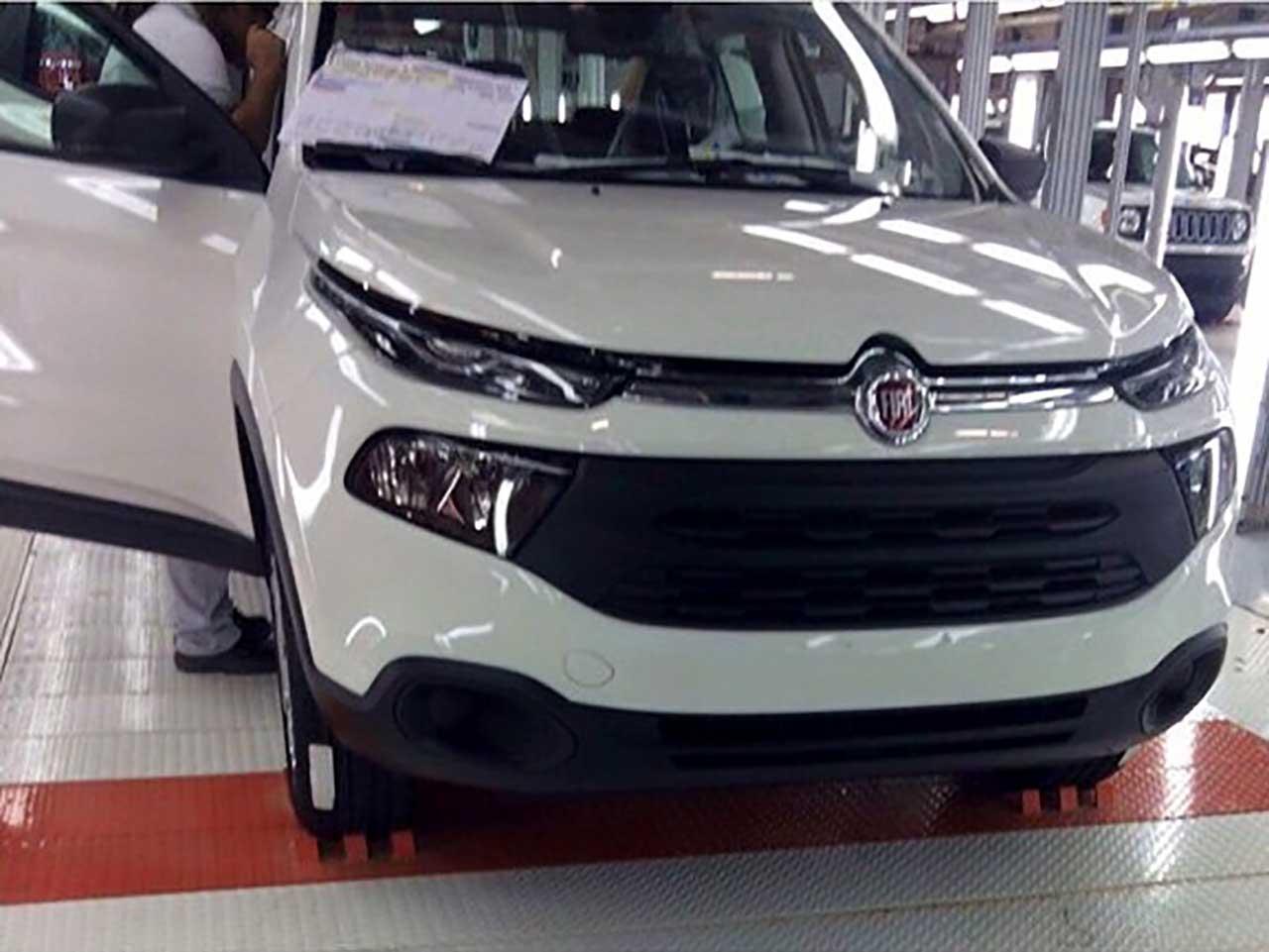 Fiat Toro Freedom - versão de entrada