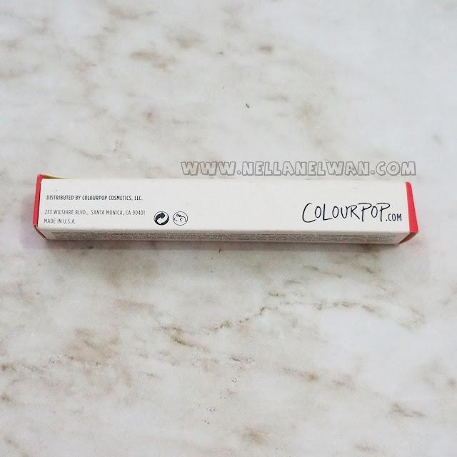 colourpop ultra matte lip review nellanelwan