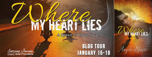 Blog Tour with Giveaway: Where My Heart Lies by Angela Marie
