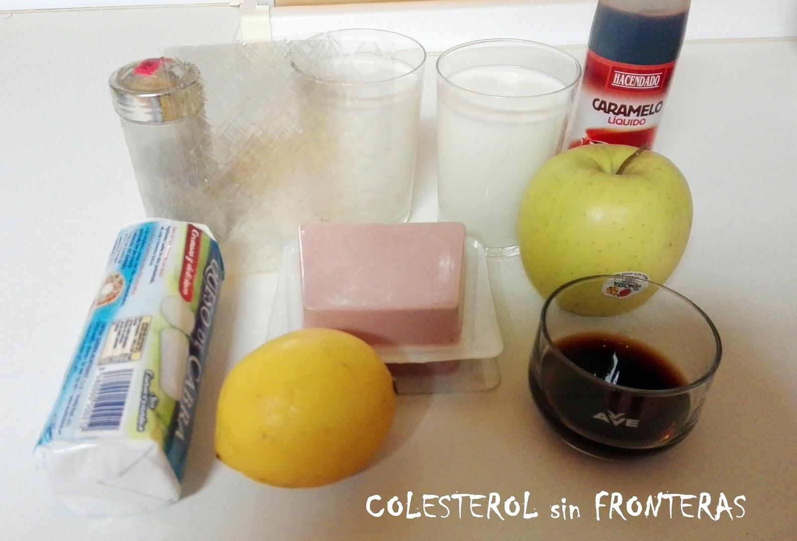 Colesterol sin fronteras mousse de foie y queso de cabra - Queso de cabra y colesterol ...