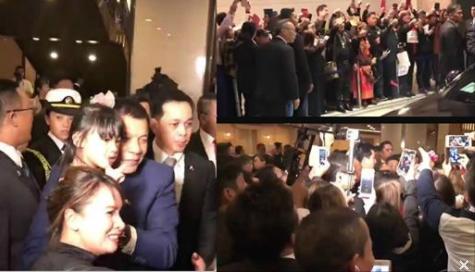 Ang Mala Rockstar na Pagtrato ni Duterte sa mga Tao sa Japan
