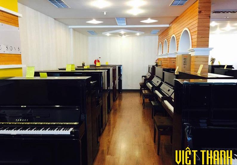 Cách xác định một cửa hàng bán đàn Piano uy tín