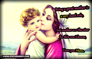 Mother, quotes, in ,english, | I, Love, You, Mom, quotes ,with,image