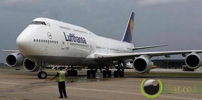Pilot migren, penumpang ganti setir pesawat