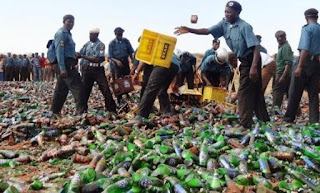 Hisbah destroys 111 bottles of beer, arrests 21 in Jigawa