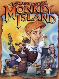 Free Download Escape From Monkey Island Games PCSX2 ISO PC Games Untuk Komputer Full Version ZGASPC