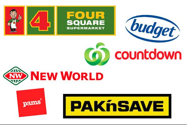 Supermercados en Nueva Zelanda