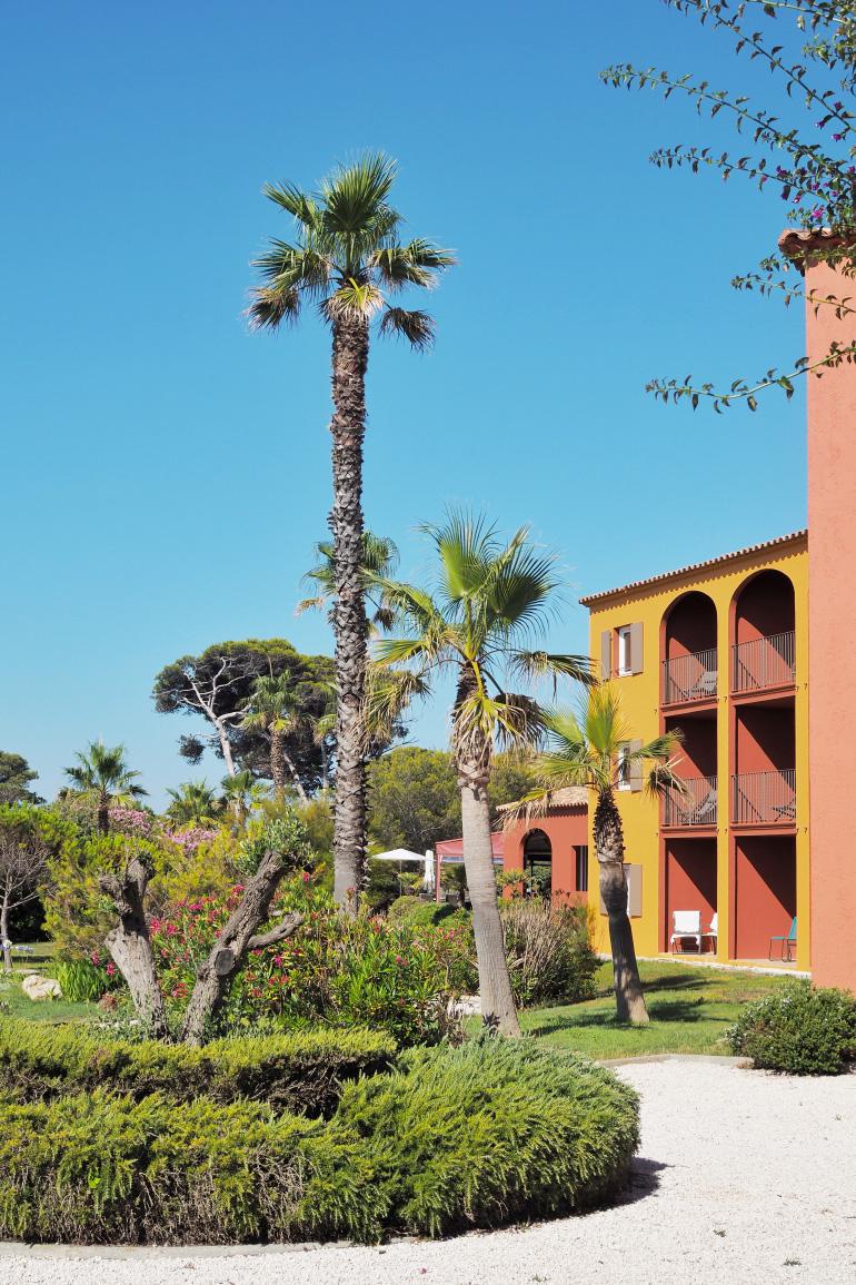 L'hôtel Ibis Hyères Plage Thalassa Sea & spa