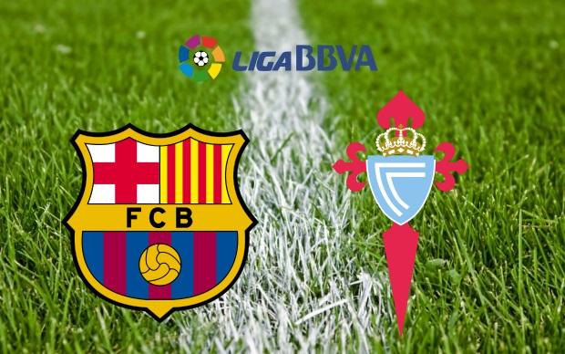 Barcelona vs Celta Vigo