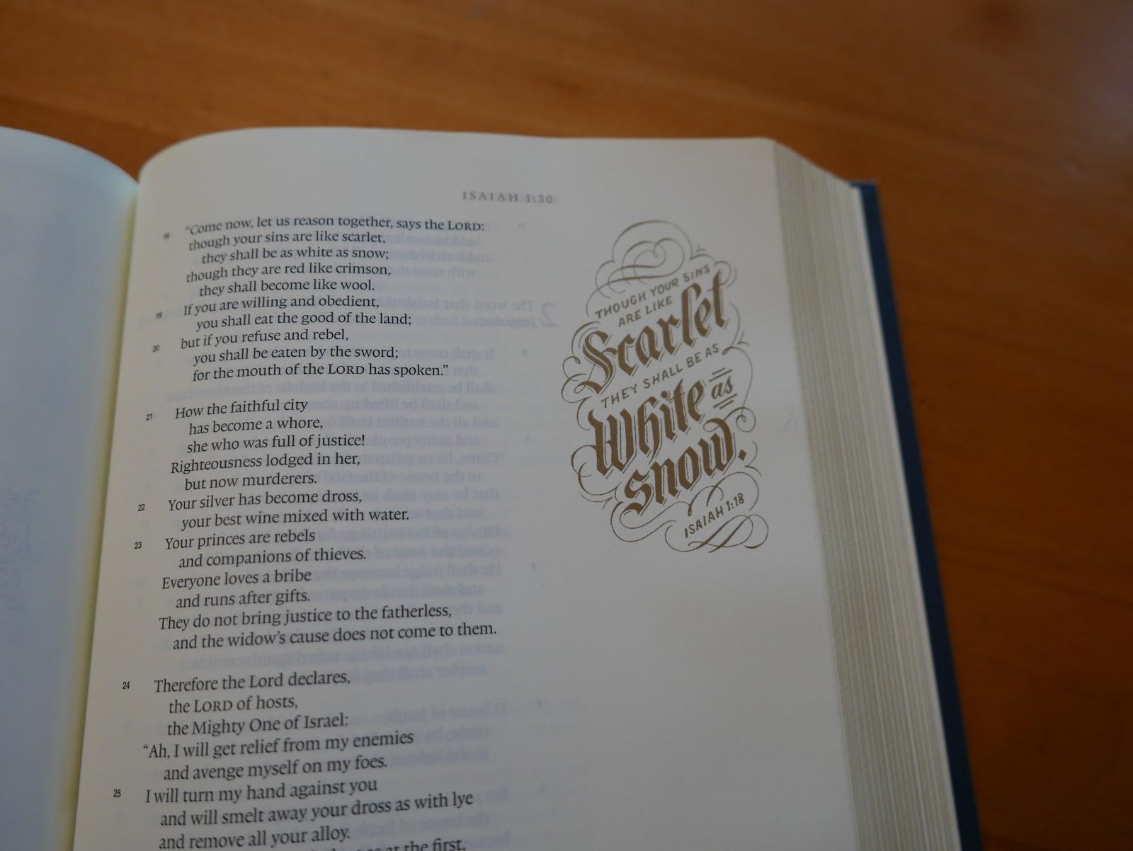 Debbie S Homeschool Corner Esv Illuminated Bible Review