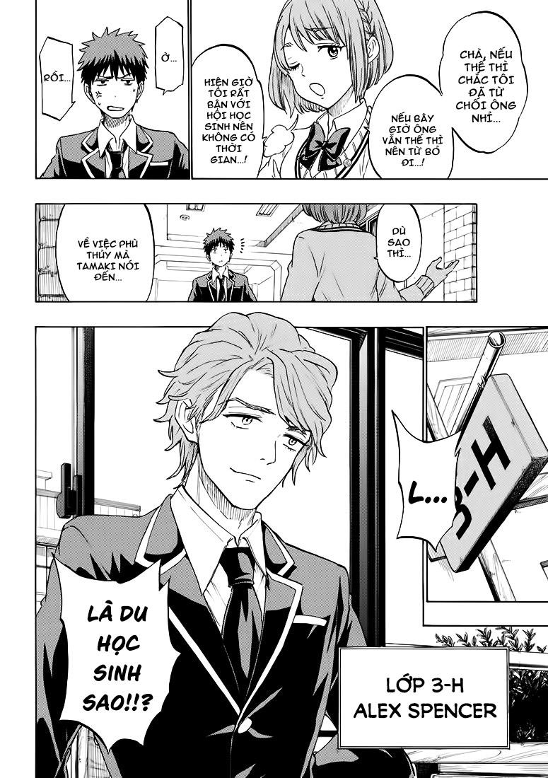 Yamada-kun to 7-nin no majo chap 195 page 11 - IZTruyenTranh.com