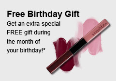 Another Great Makeup Freebie During Your Birthday Month You Can Sign Up Here This Is A New One To Me And I Just Signed So Im Looking Forward